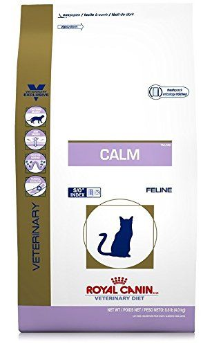 Royal Canin Veterinary Diet Calm Dry Cat food 8.8 lb