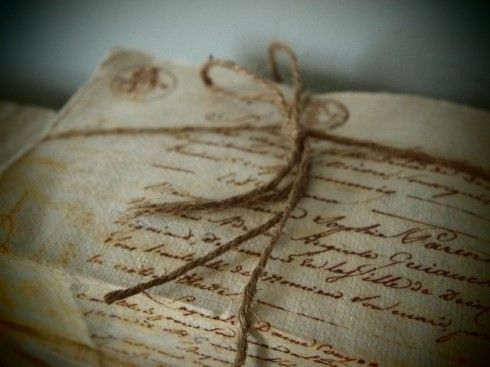 vintage wrappings