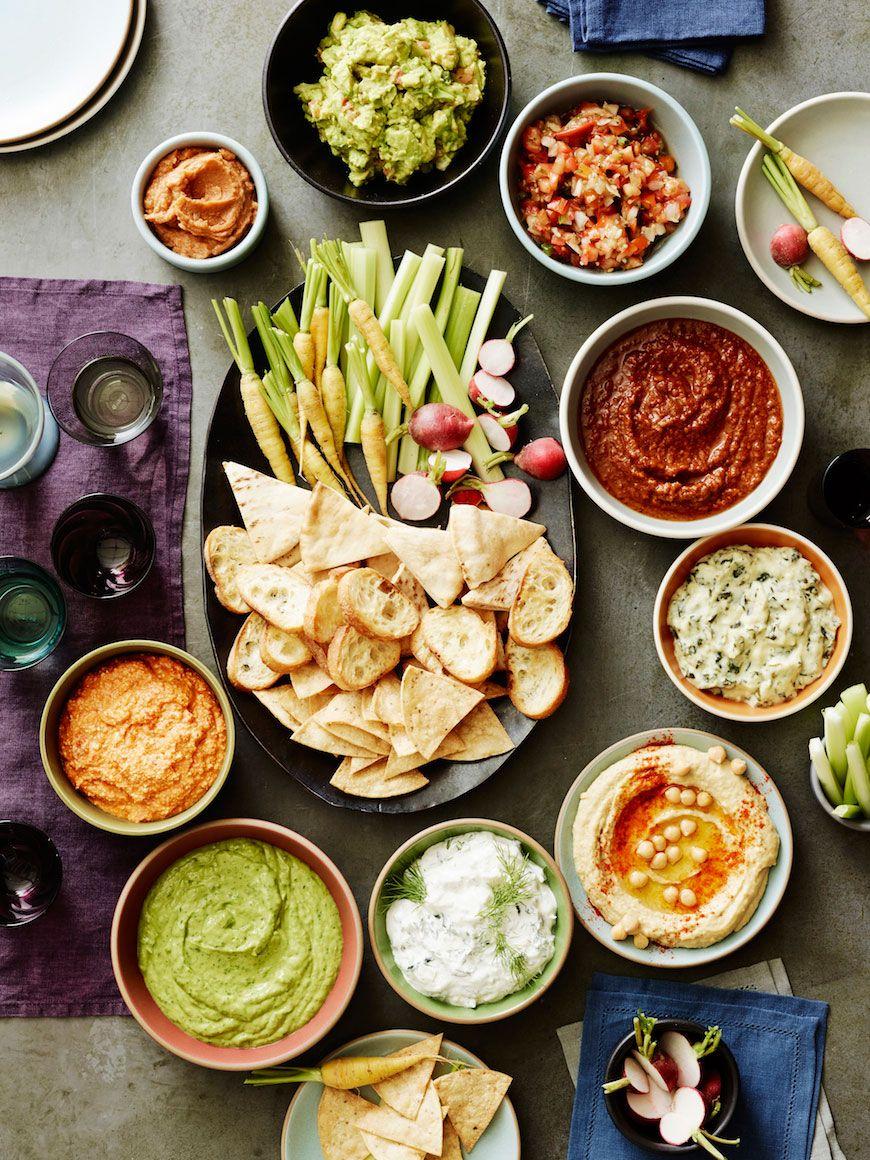 Best 25 dip bar ideas on pinterest salsa bar mexican for Bar food ideas recipes