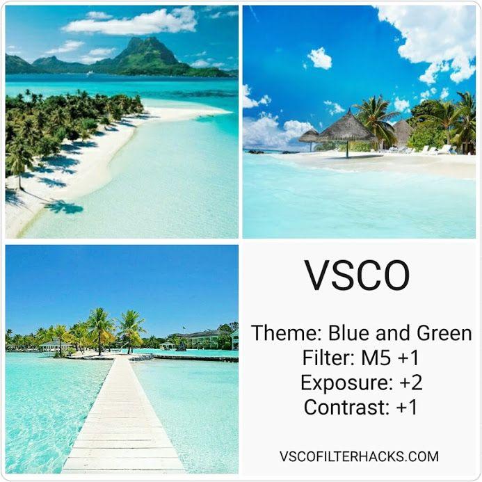 Top vsco filters