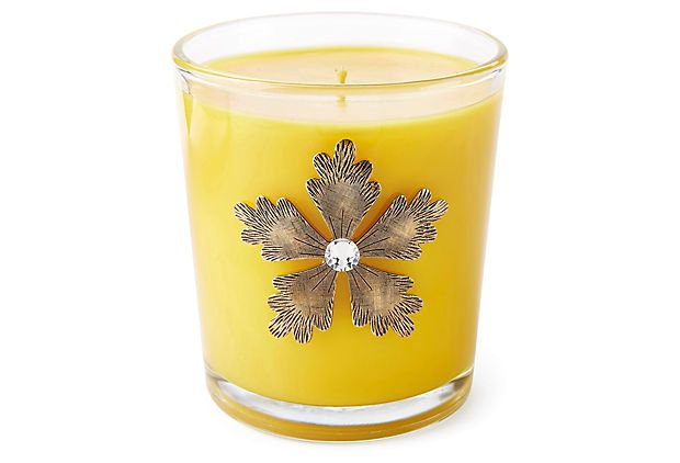 12 oz Candle, Sunflower