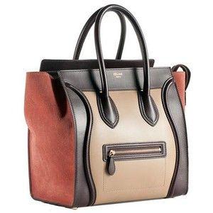 Leather Purses Totes Handbags Celine Tote Purse Bags Shoe Bag Colours Busy