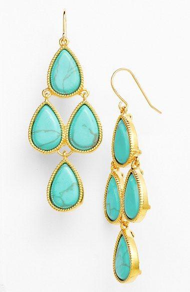 Lauren ralph lauren small chandelier earrings available at lauren ralph lauren small chandelier earrings available at nordstrom aloadofball Gallery