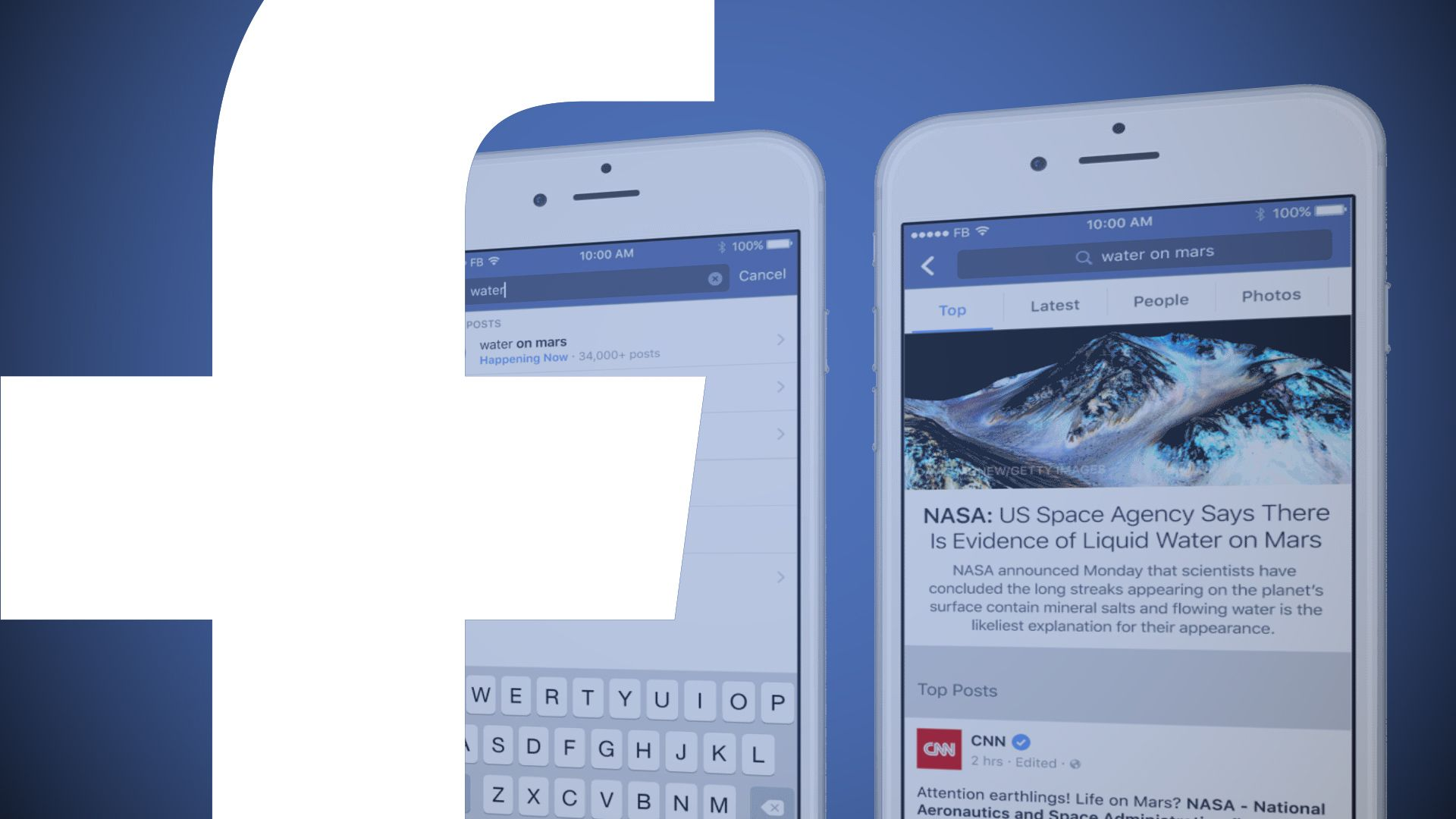 A RealTime Challenge Facebook Search Now Pulls In All 2