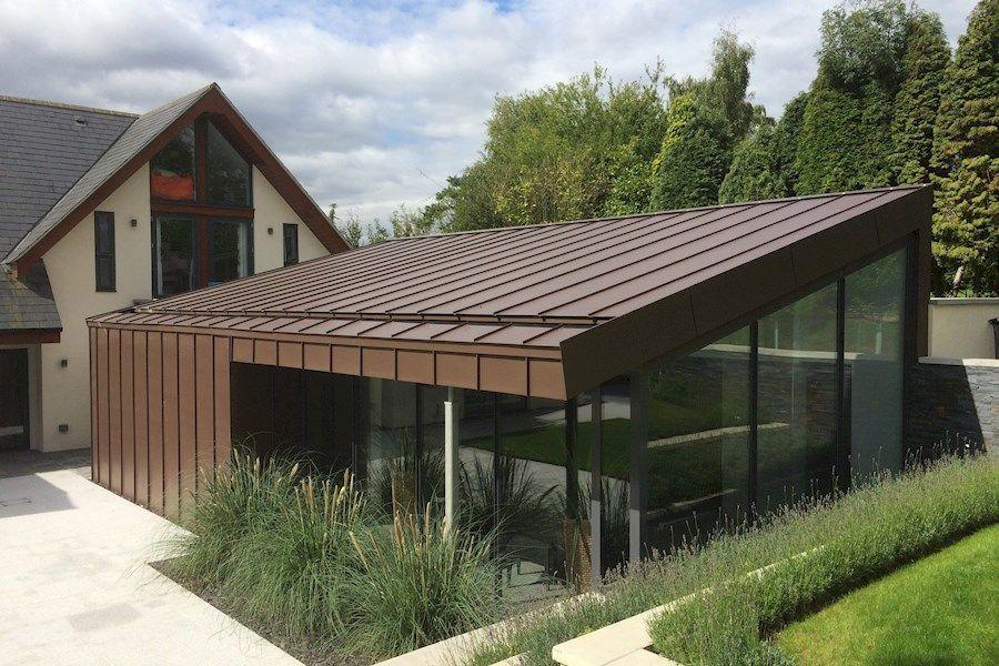 Best Картинки По Запросу Black Timber Battens Zinc Roof 400 x 300
