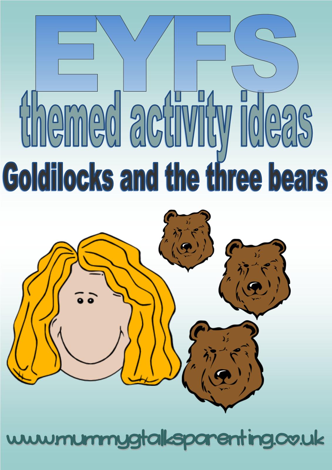 Eyfs Themed Activity Ideas