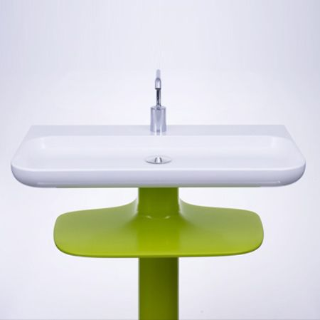 Ross lovegrove for vitra sink washbasin pinterest for Bathroom decor ross