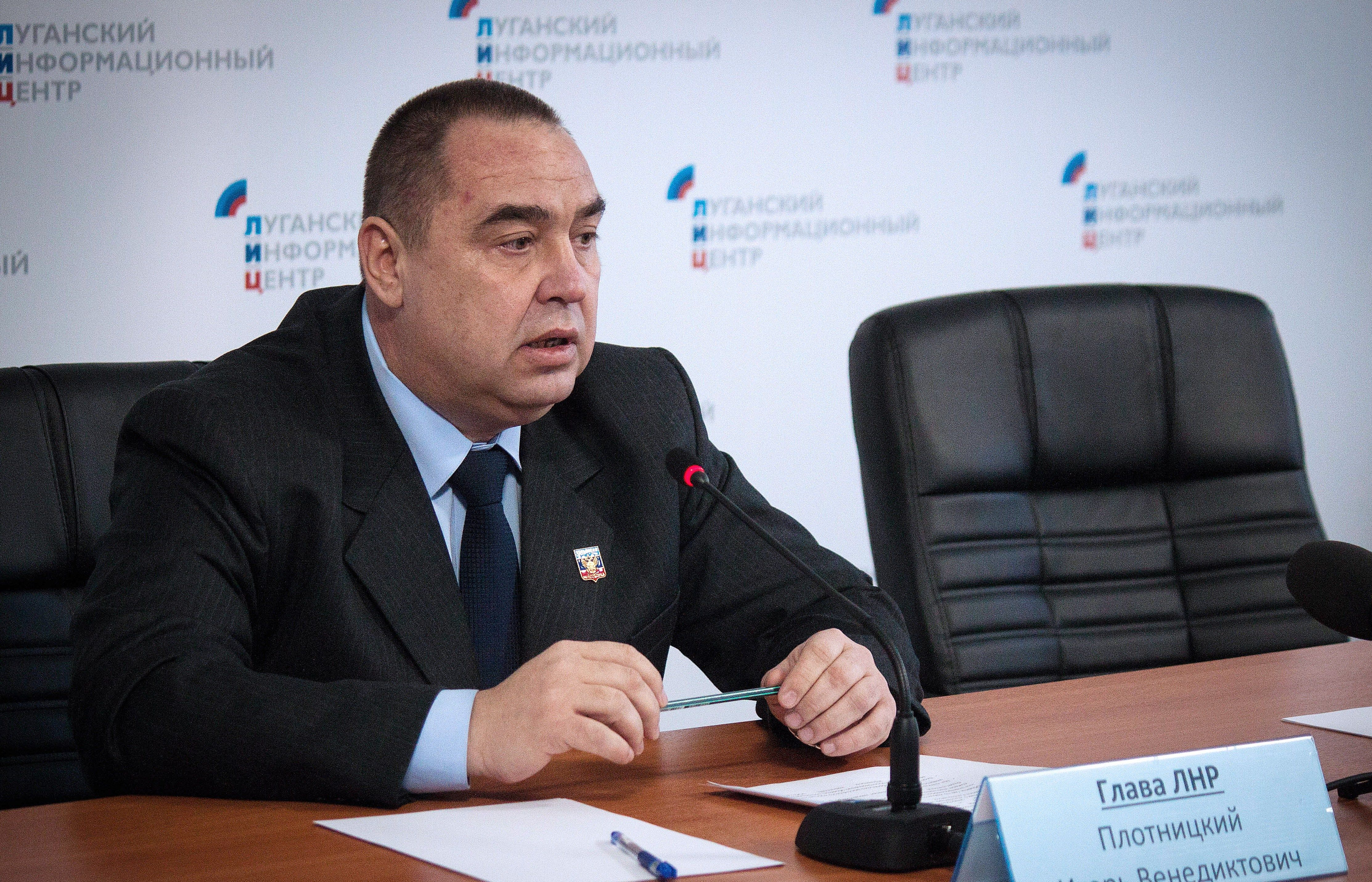 LPR Head suggests swapping all war prisoners with Ukraine - http://www.therussophile.org/lpr-head-suggests-swapping-all-war-prisoners-with-ukraine.html/