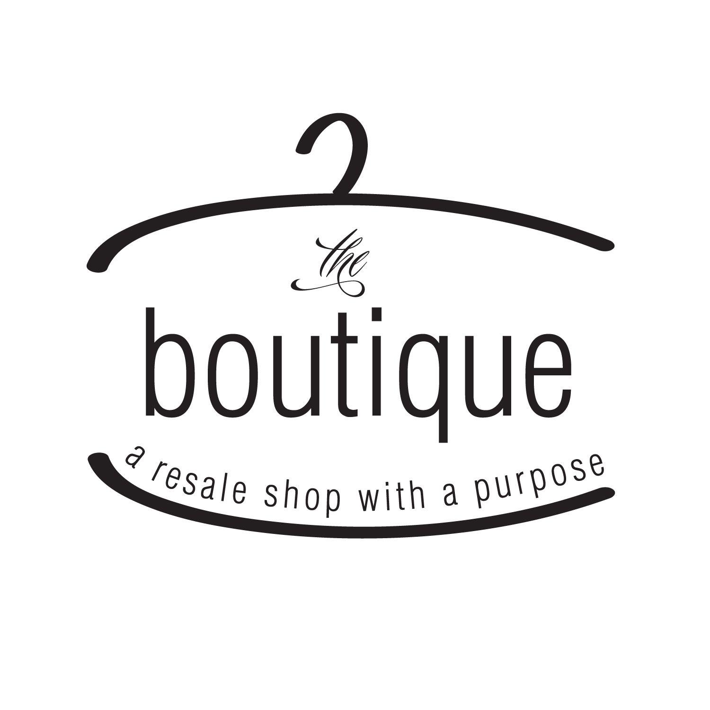 Clothes That Work Boutique Logo Design Graphic Design