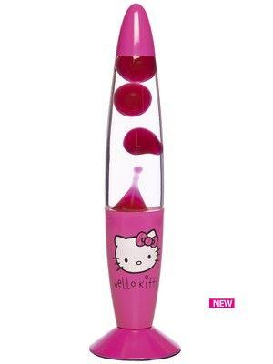 Superior Hello Kitty Pink Lava Lamp