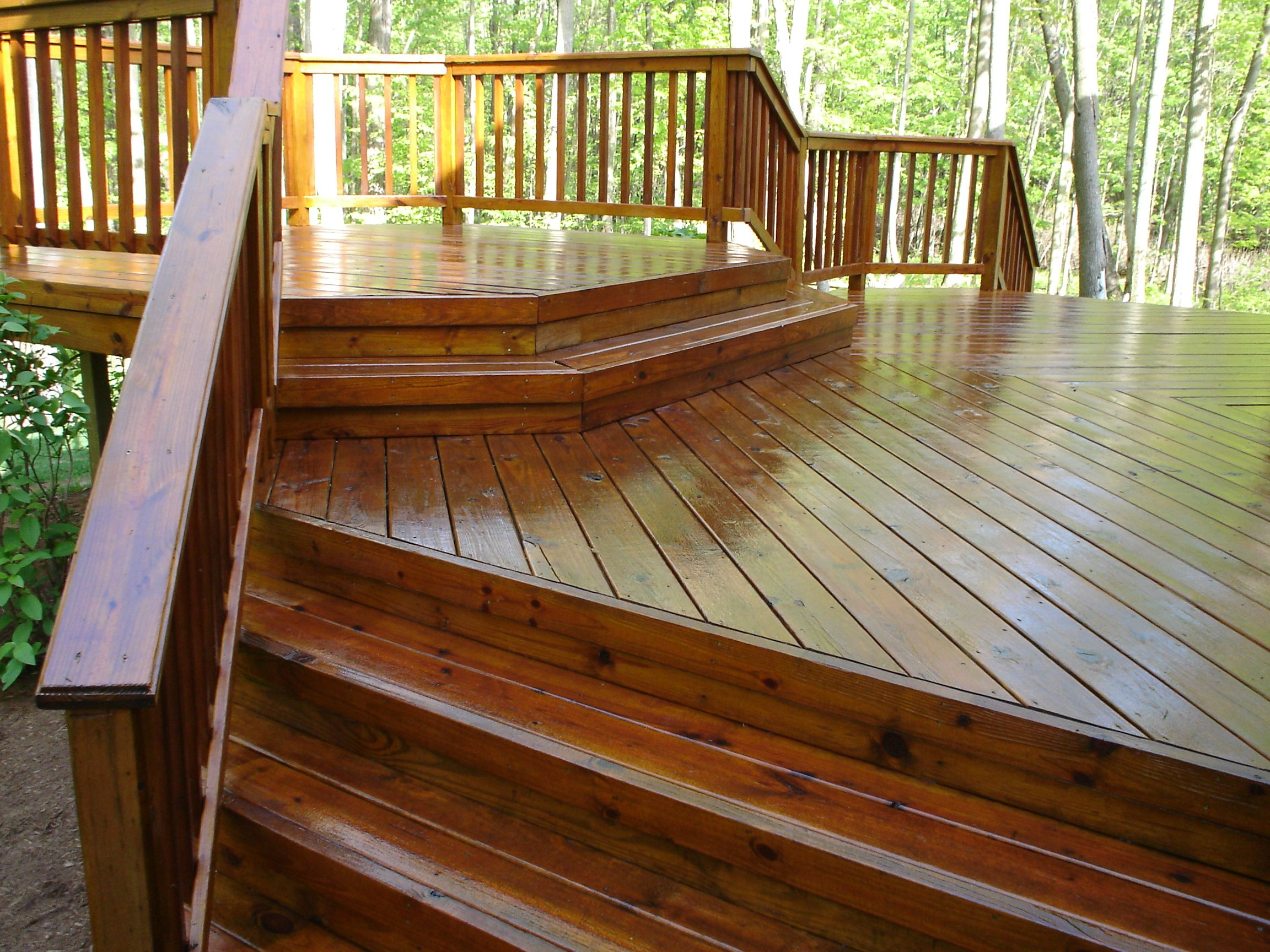 Furniture Finish Deck Stain Best Stain Available In Michigan