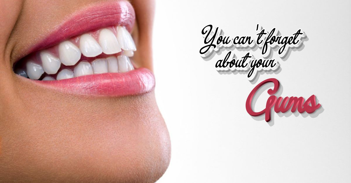 When it comes to your mouth's health, it's not all about
