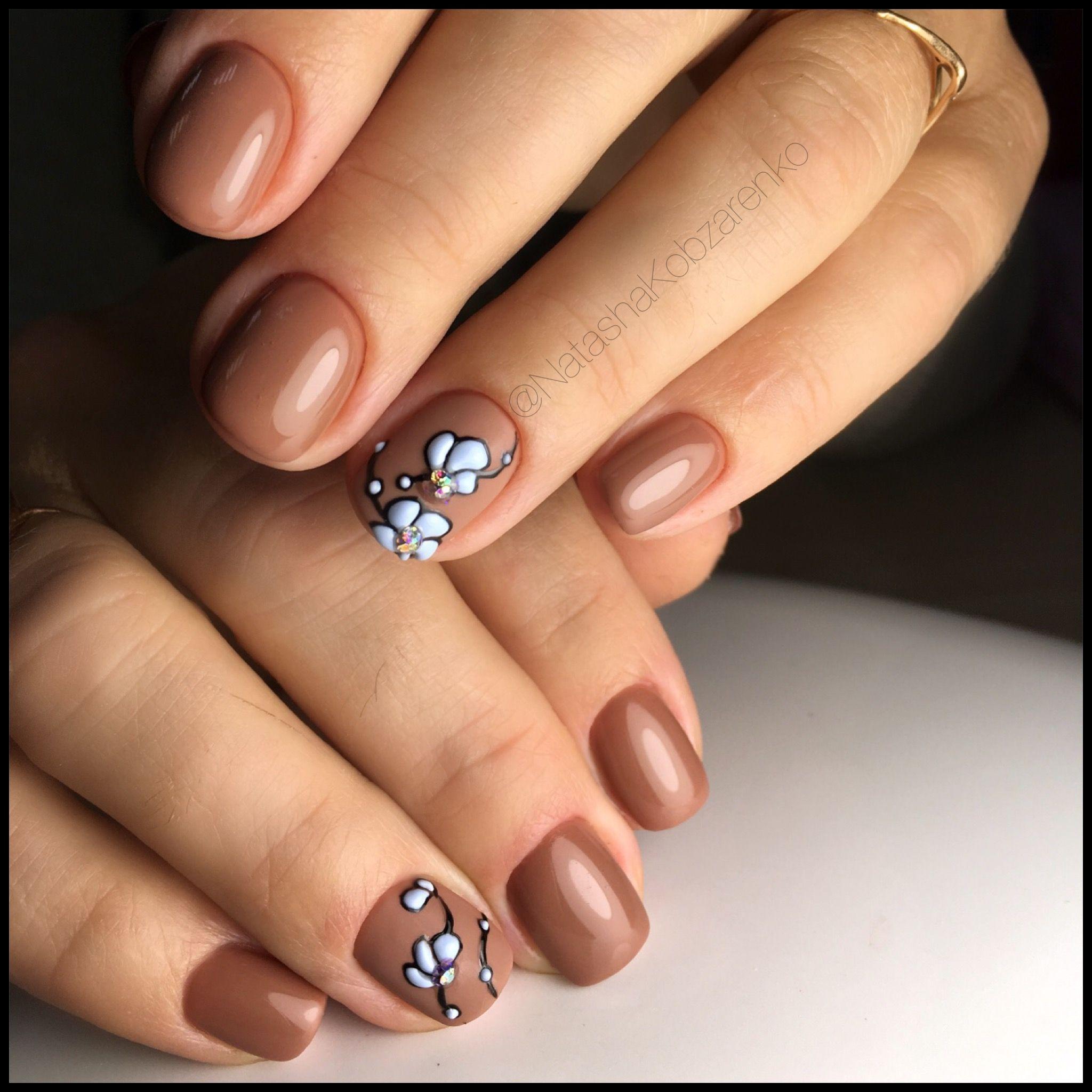 объемный дизайн ногтей Sweet Bloom - Тюменский издательский дом