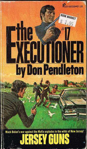 Jersey Guns (Executioner, Book 17)