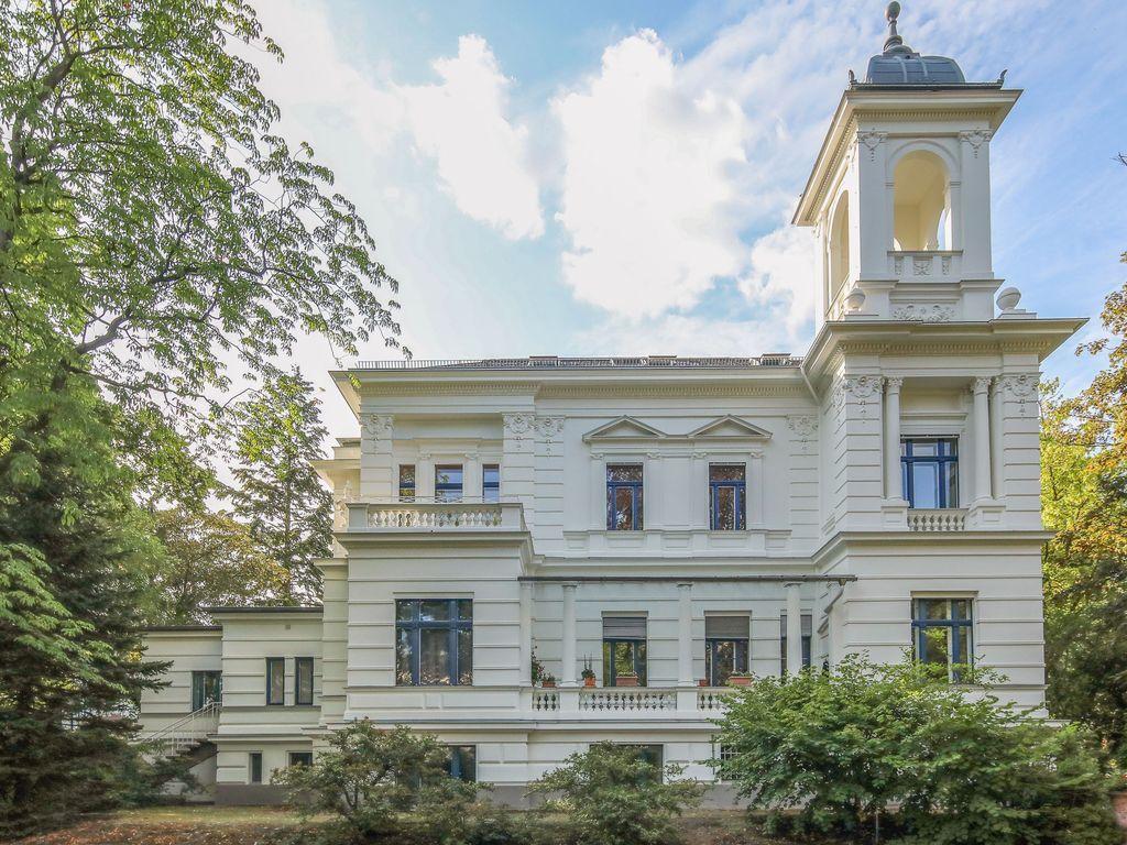 Stilvolle Denkmalvilla In Bester Grunewald Lage Traumhaus Plane Villen Baustil