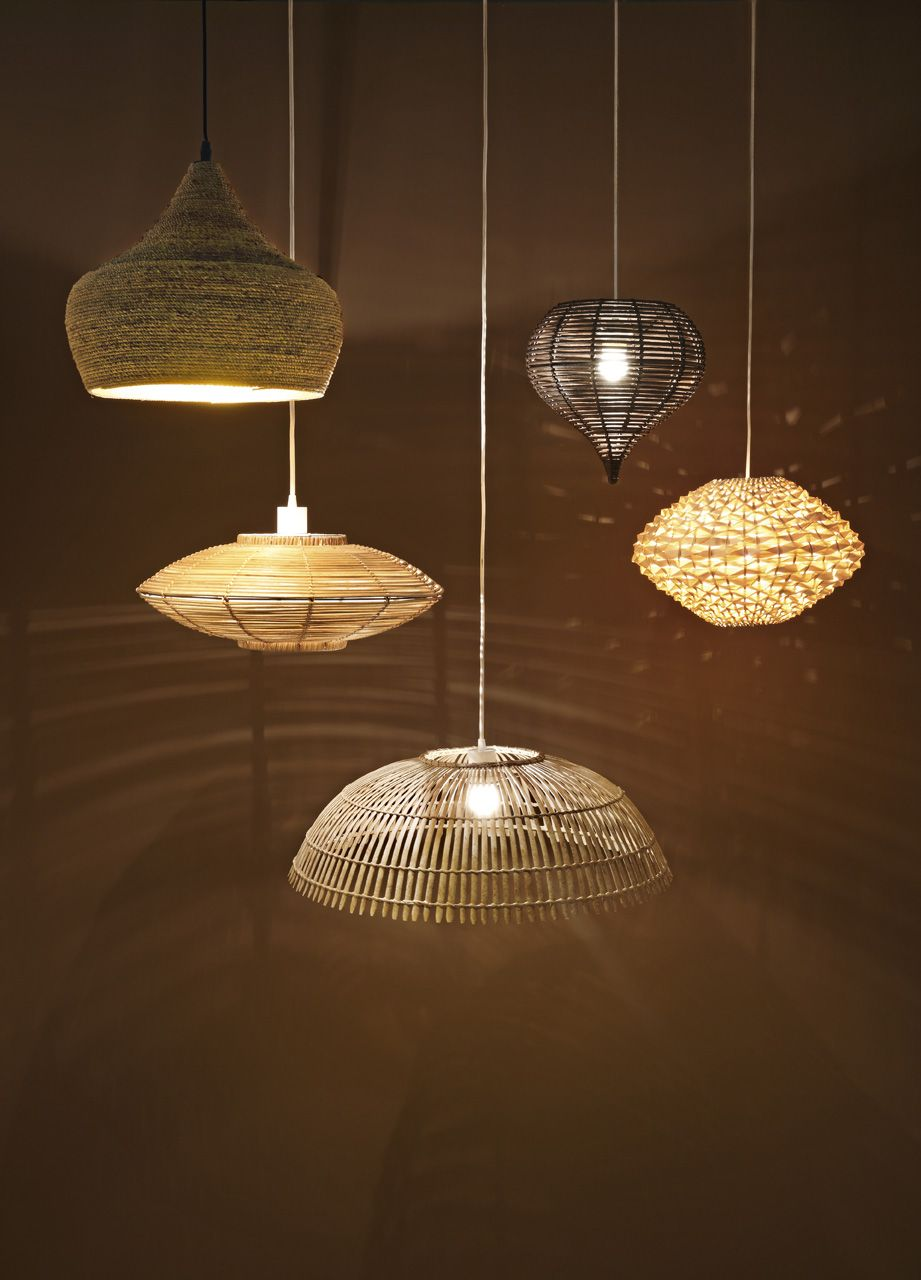 Lustre Cuisine Occasion Suspension Rotin Ici Leroy Merlin Suspensions