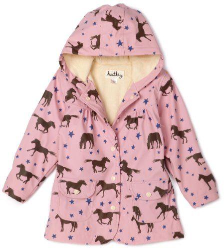 Hatley Girls 2-6x Starry Night Raincoat $25.00 - $48.39 | Girls ...
