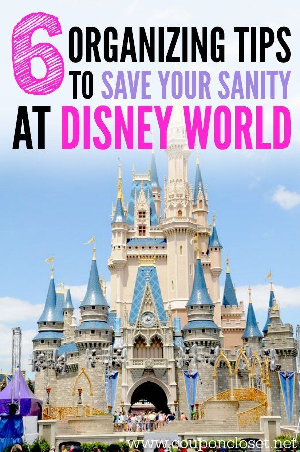 6 Tips For Disney World To Save Your