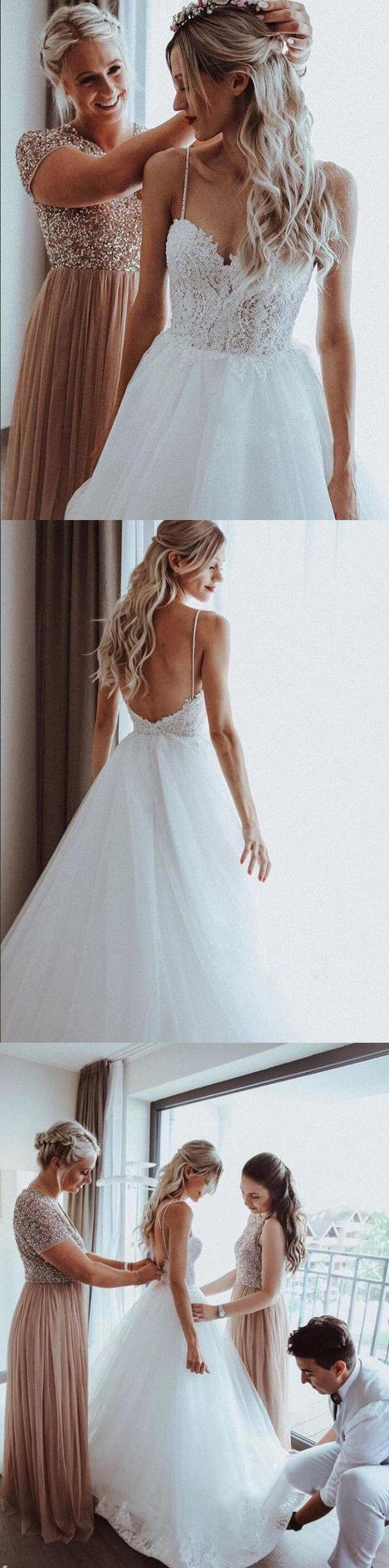 Ivory A Line Wedding Dress Cheap Tulle Beach Wedding Dress Vb5081 A Line Wedding Dress Cheap Dresses Lace Wedding Dress Vintage