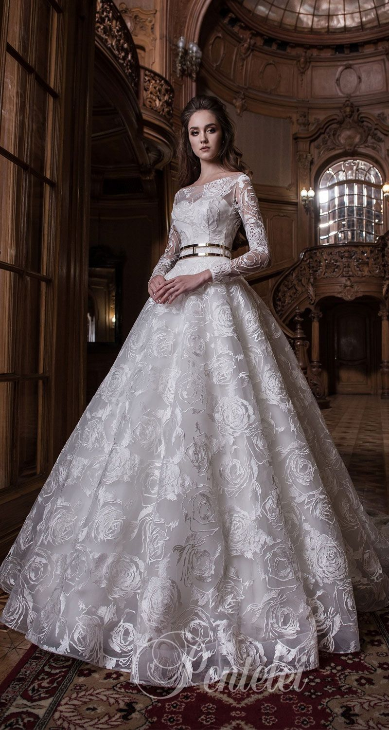 Gorgeous wedding dress inspiration you'll love