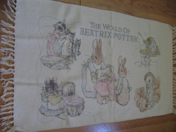 The World Of Beatrix Potter Rug By