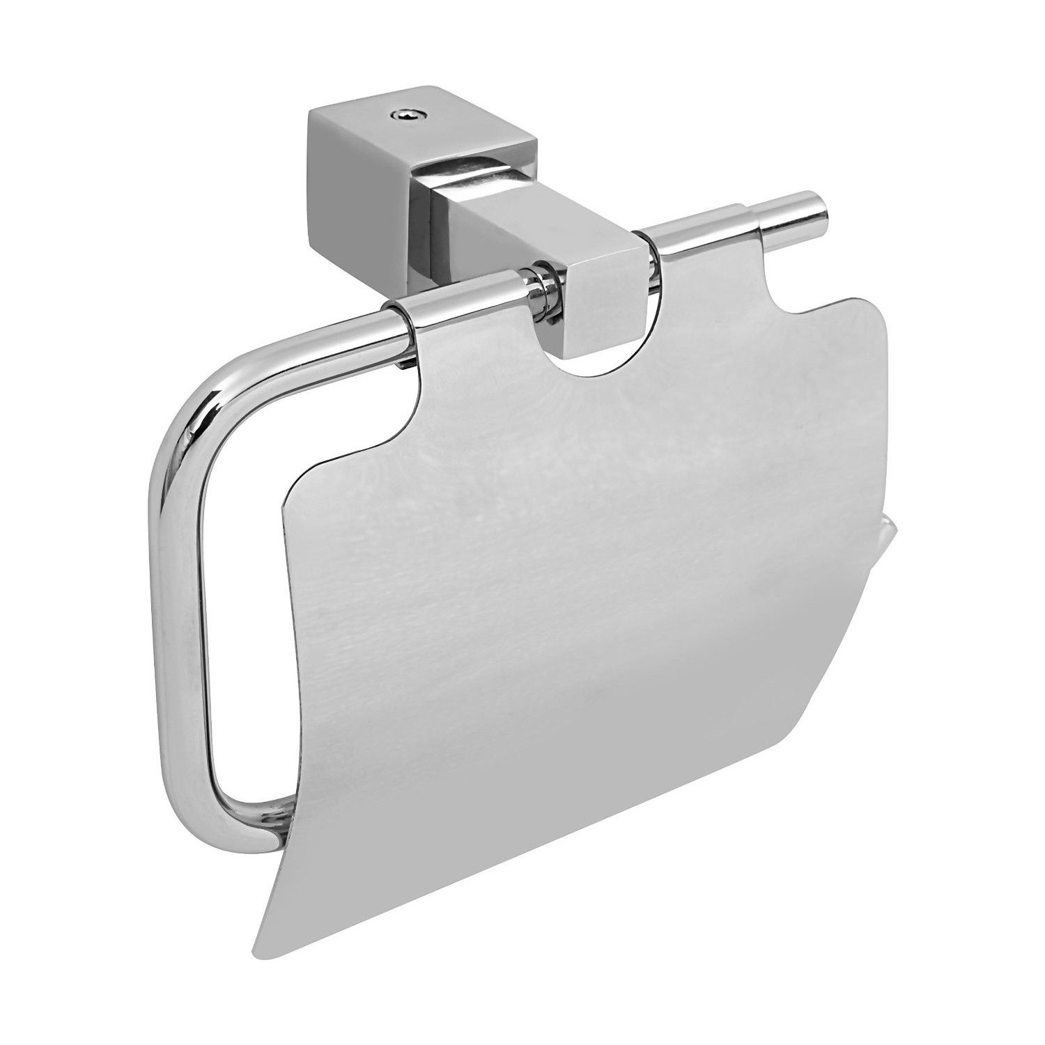 Amity Bathroom Toilet Tissue Paper Holder With Lid Desire