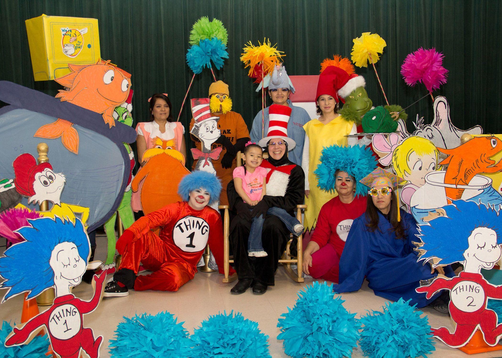 Dr Seuss School Dress Up Days Google Search Wall Art