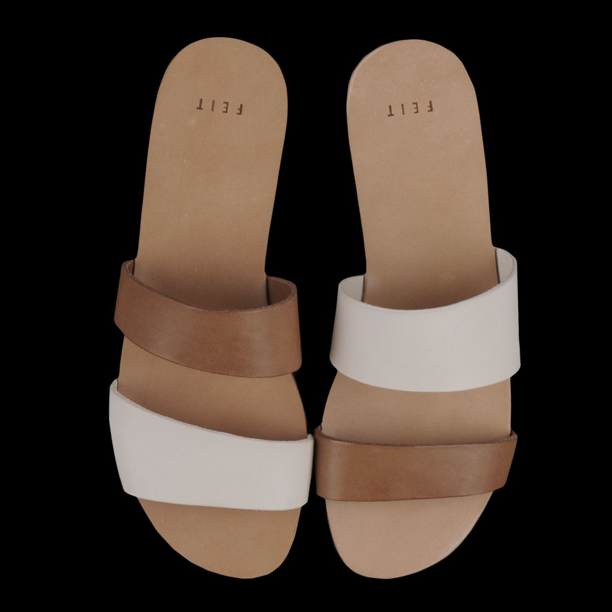 Asymmetrical Sandal In Seed Tan With Images Sandals Tan