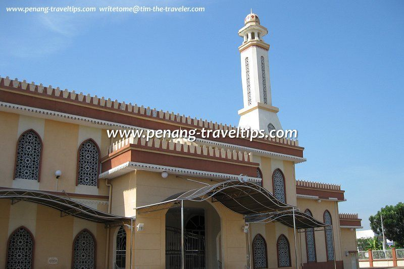 Masjid Sembilang Seberang Jaya