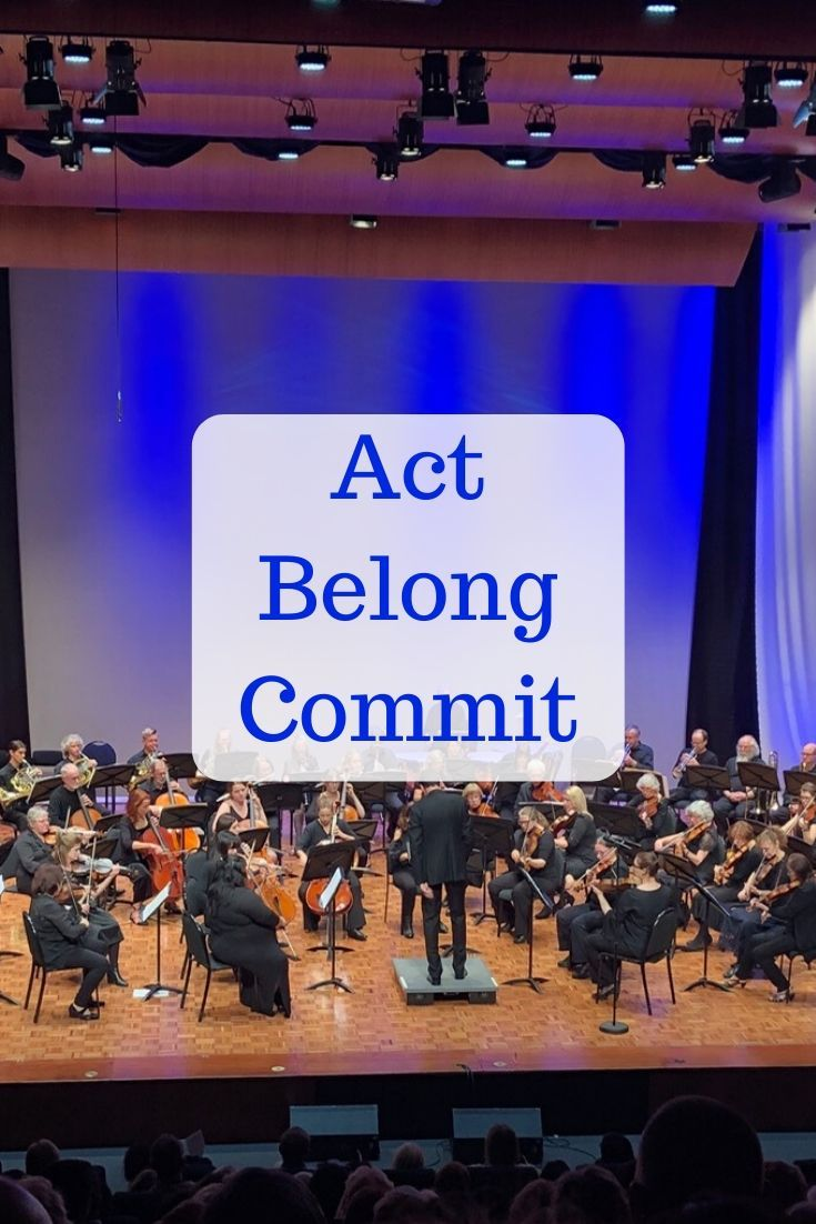"""""""Act, Belong, Commit"""" and MetSO. Get involved in music in"""