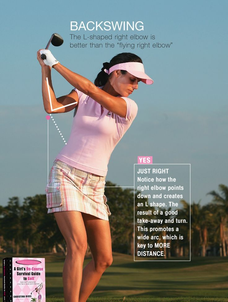 What Are Some Golf Swing Tips For Women?