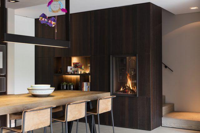Vangijs moderne keuken interieur in keuken