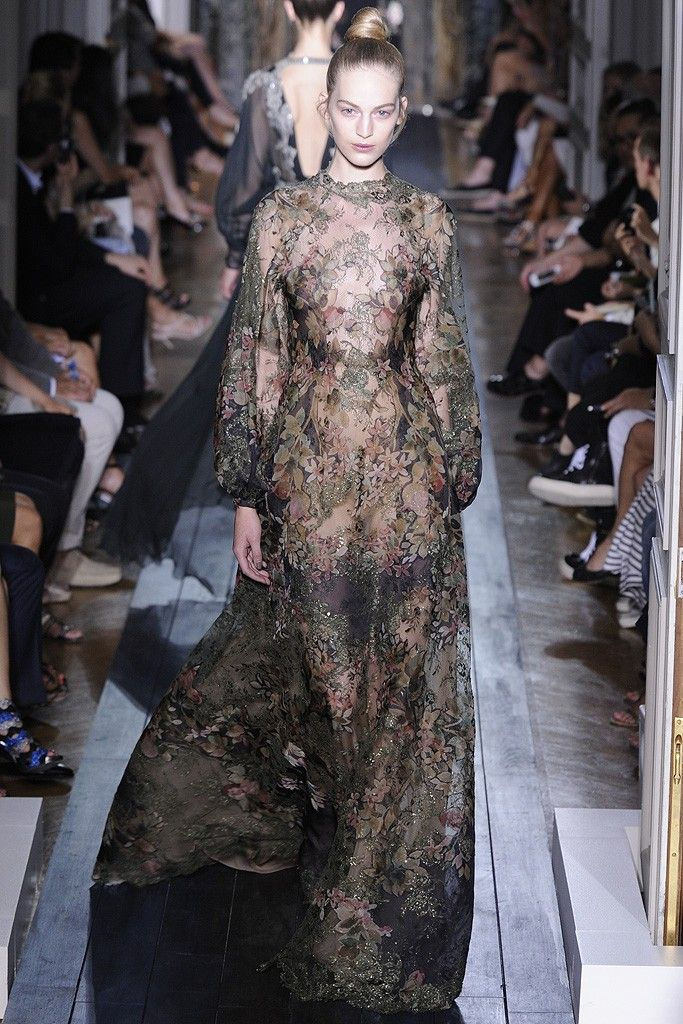 Valentino Fall Couture 2012 Designer Evening Gowns Fashion Haute Couture Dresses