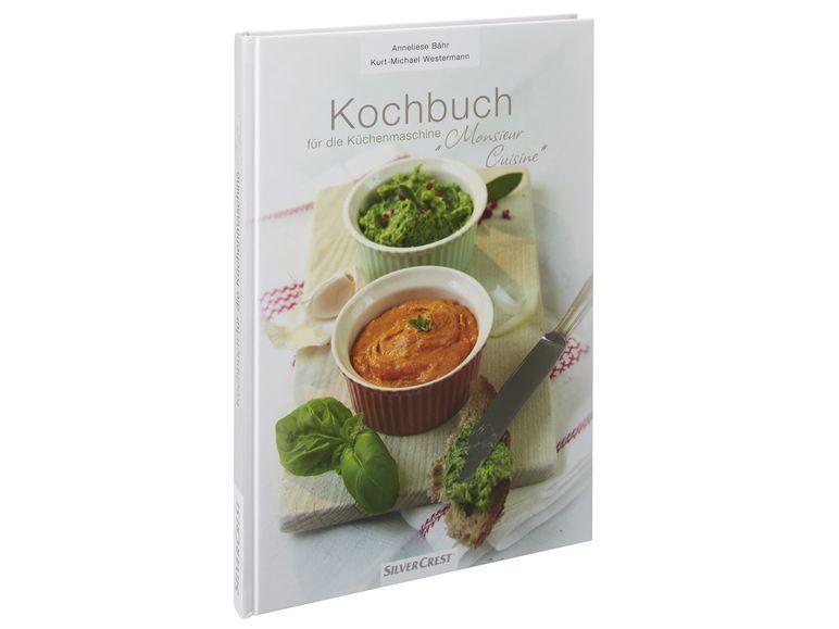 SILVERCREST® Küchenmaschine Monsieur Cuisine SKMH 1100 A1 - Lidl - kochen mit küchenmaschine