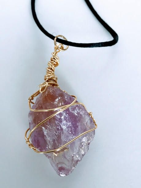 Raw amethyst pendant raw amethyst necklace raw crystal necklace raw amethyst pendant raw amethyst necklace raw crystal necklace gold wrapped raw amethyst amethyst necklace amethyst jewelry boho aloadofball Gallery