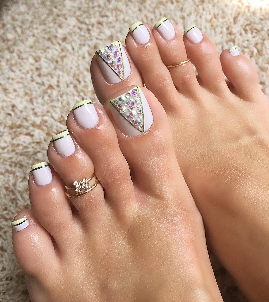 See this Instagram photo by @lolatoenailz • 814 likes   Feet and ...