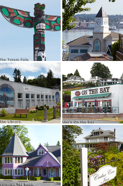 Places In Port Orchard Wa That Inspired My Cedar Cove Series