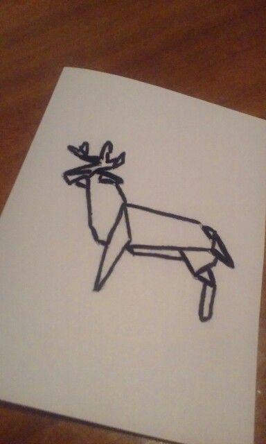 Broderie sur carte de voeux..   déco Noël DIY   Pinterest