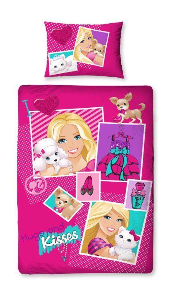 Character World 135 X 200 Cm Barbie Sequin Single Panel Duvet Set Multi Color Ebay Duvet Sets Duvet Duvet Covers