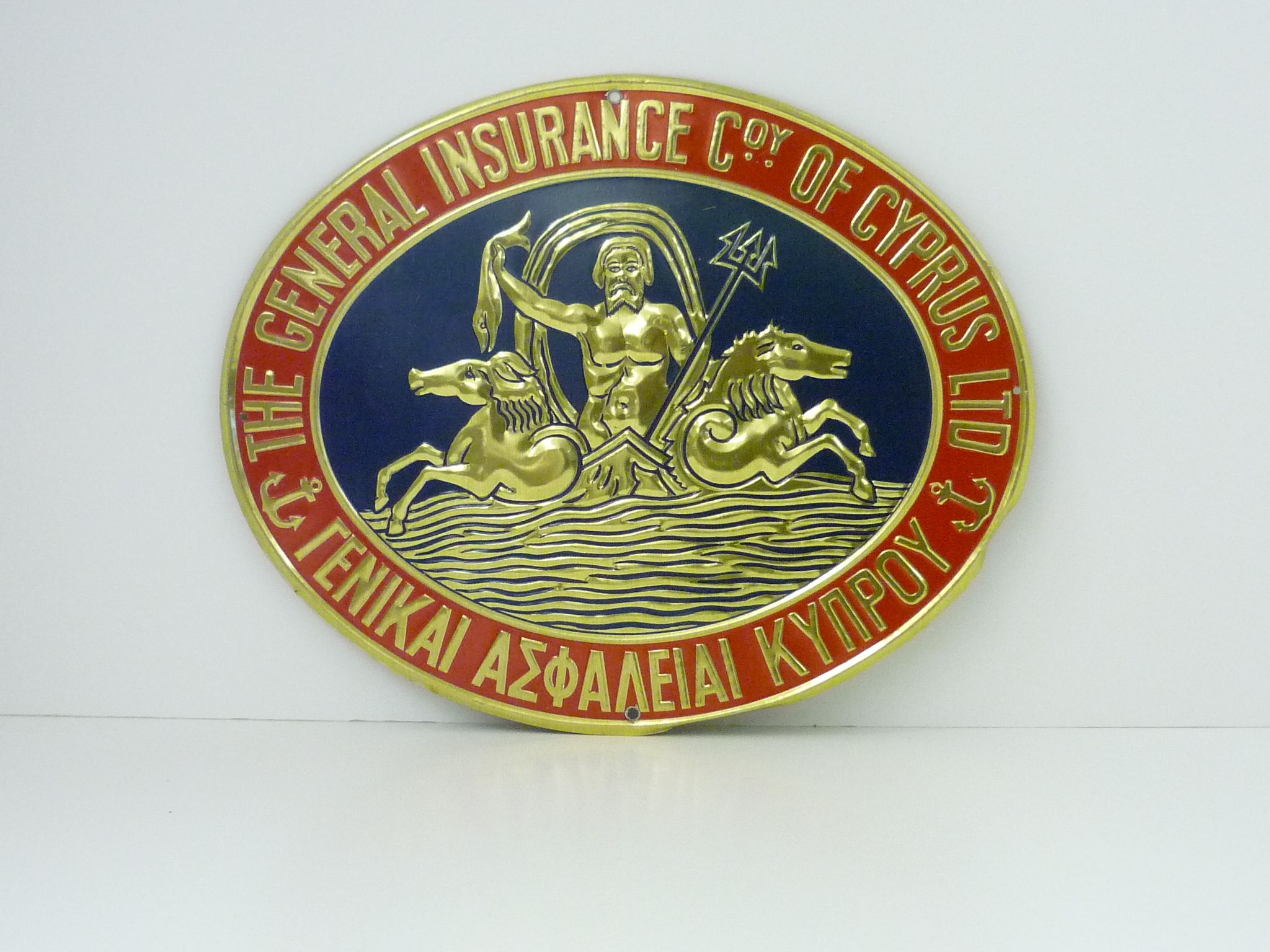 General Insurance Of Cyprus Ltd Cyprus Year Unknown