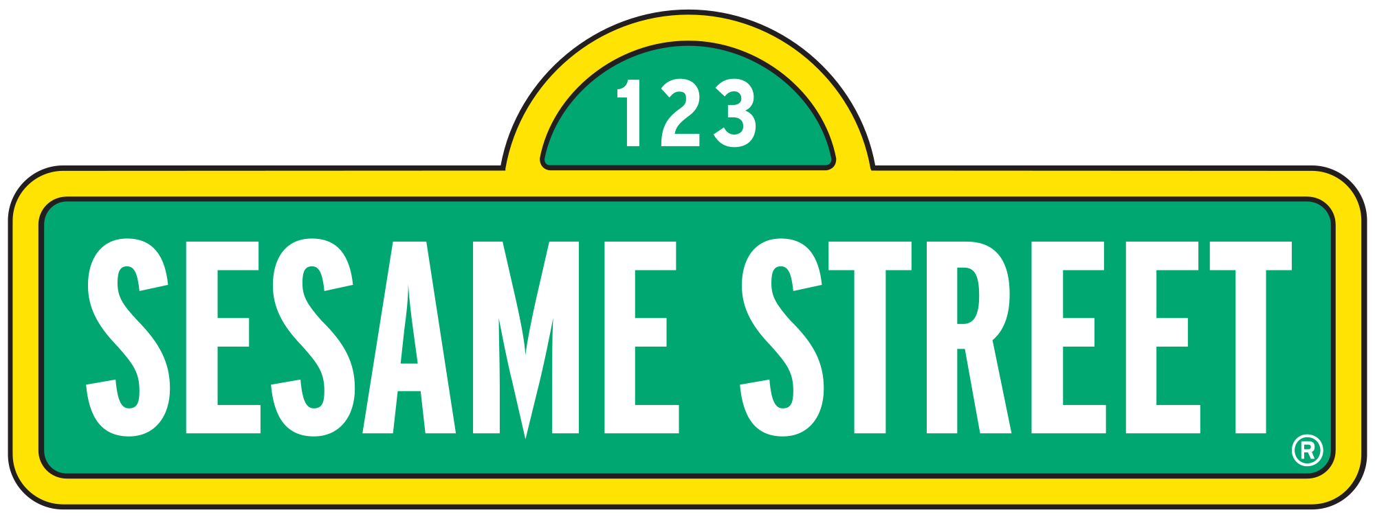 Street Sign Sesame Street Signs Sesame Street Birthday Sesame Street Party