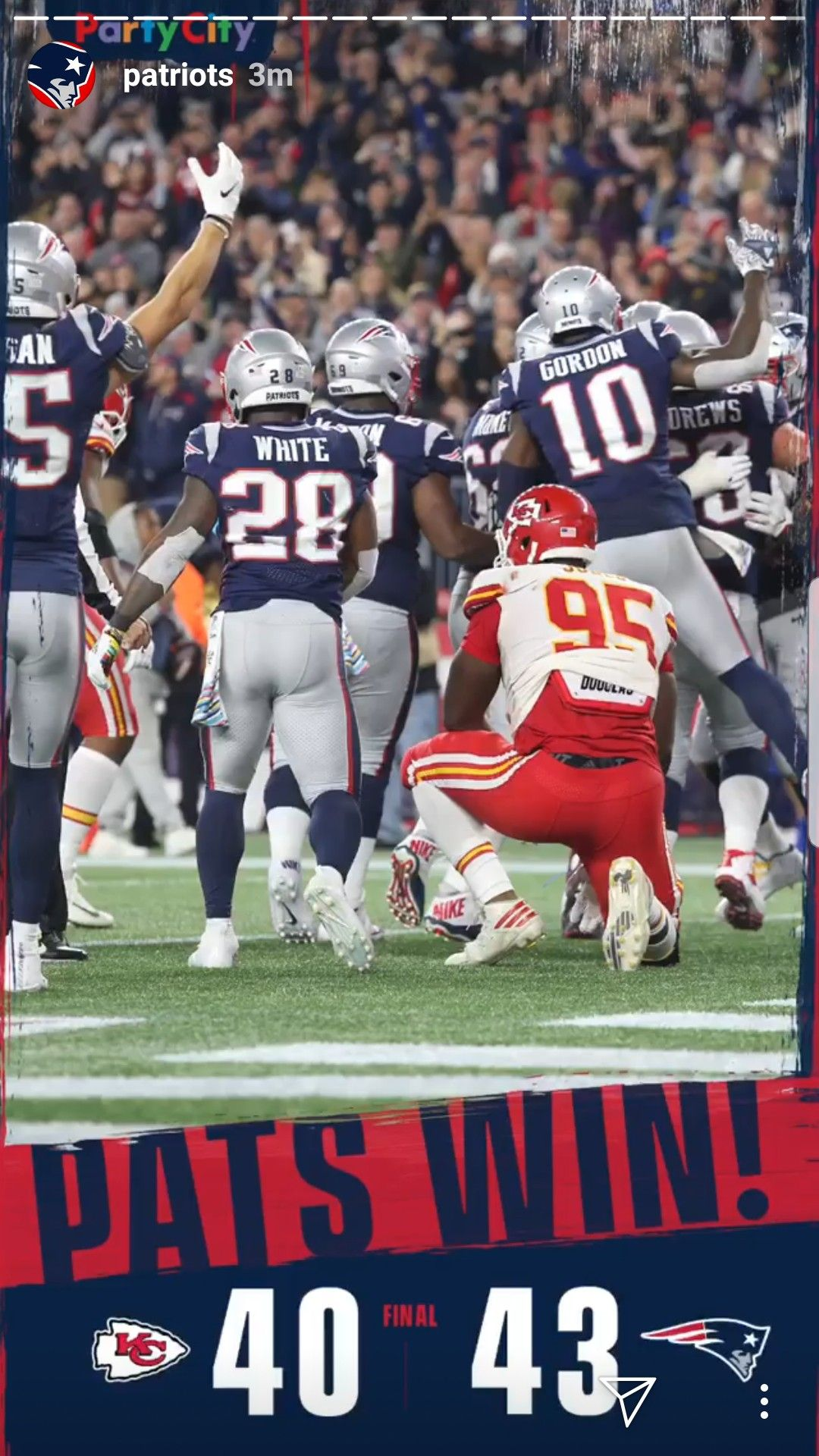 Took Down The Chiefs New England Patriots The Sporting Life Patriots