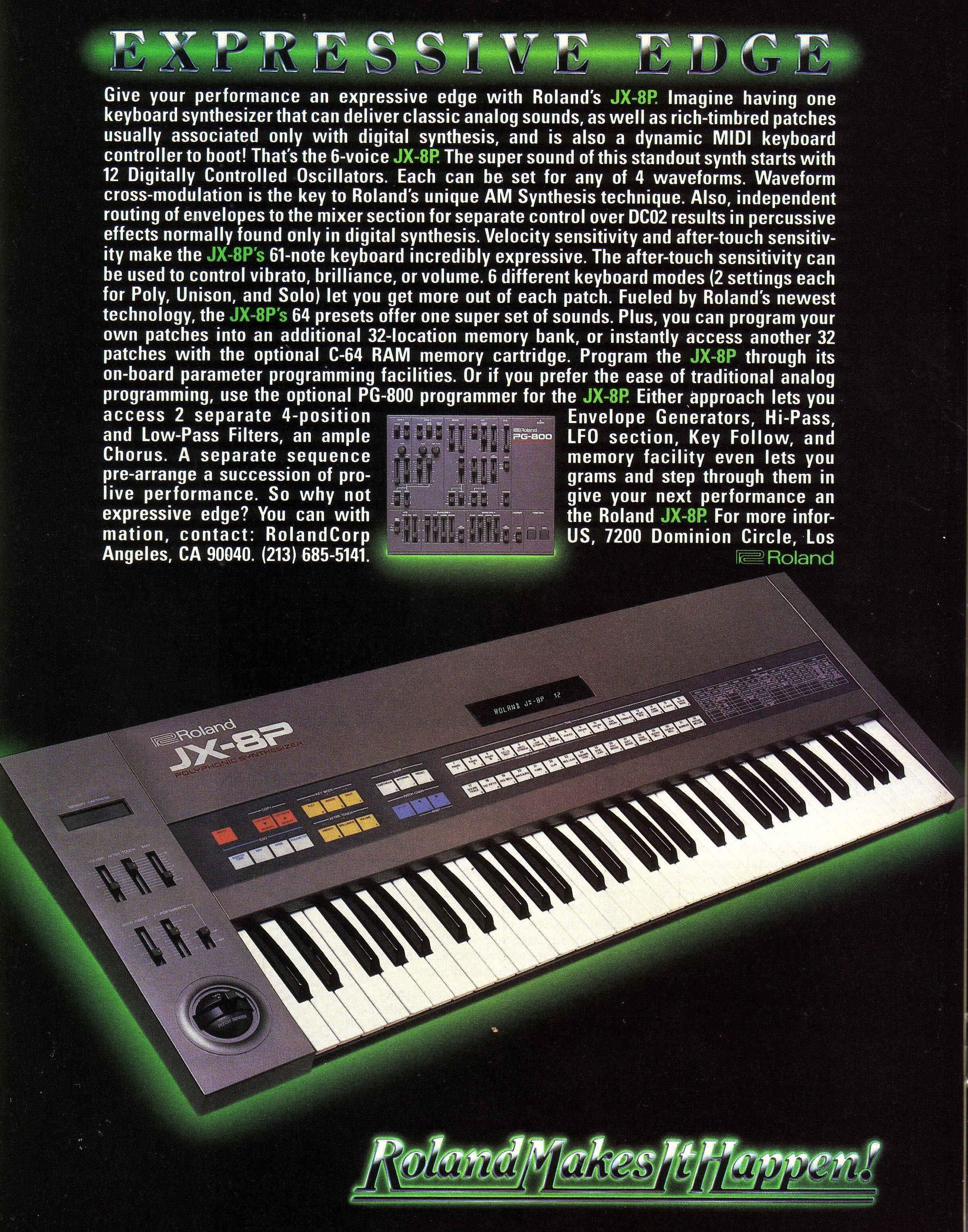 Pin by D on ROLAND!!!!!! in 2019 | Synthesizer music, Keyboard piano