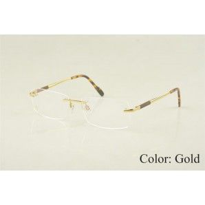 cca8b13265 Model Cartier glasses 3139903 PURE TITANIUM Size 55□18-140 Color