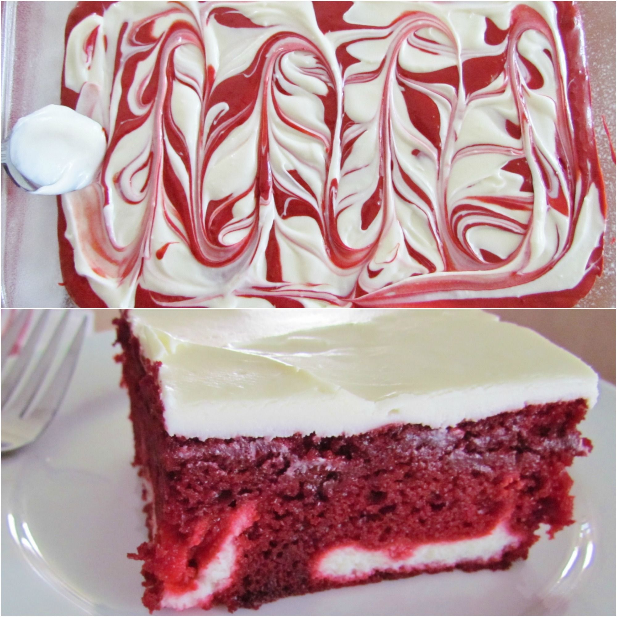 RED VELVET CHEESECAKE CAKE (+Video) | The Country Cook