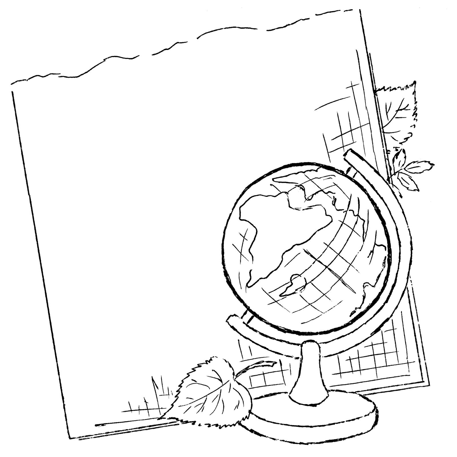 Открытка на день учителя рисовать глобус, открыток новому году