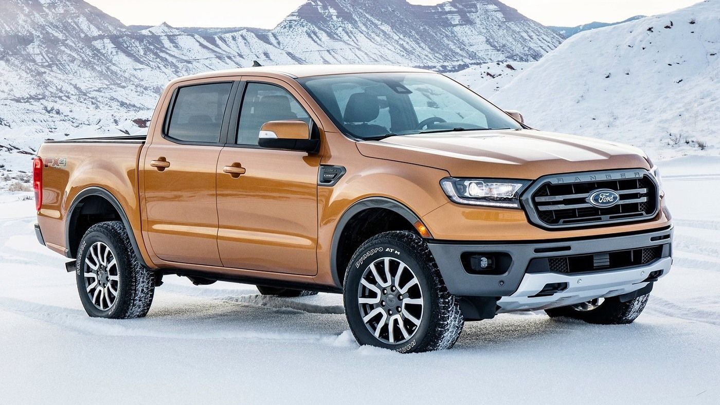 2019 Ford Ranger New Zealand Overview Mobil