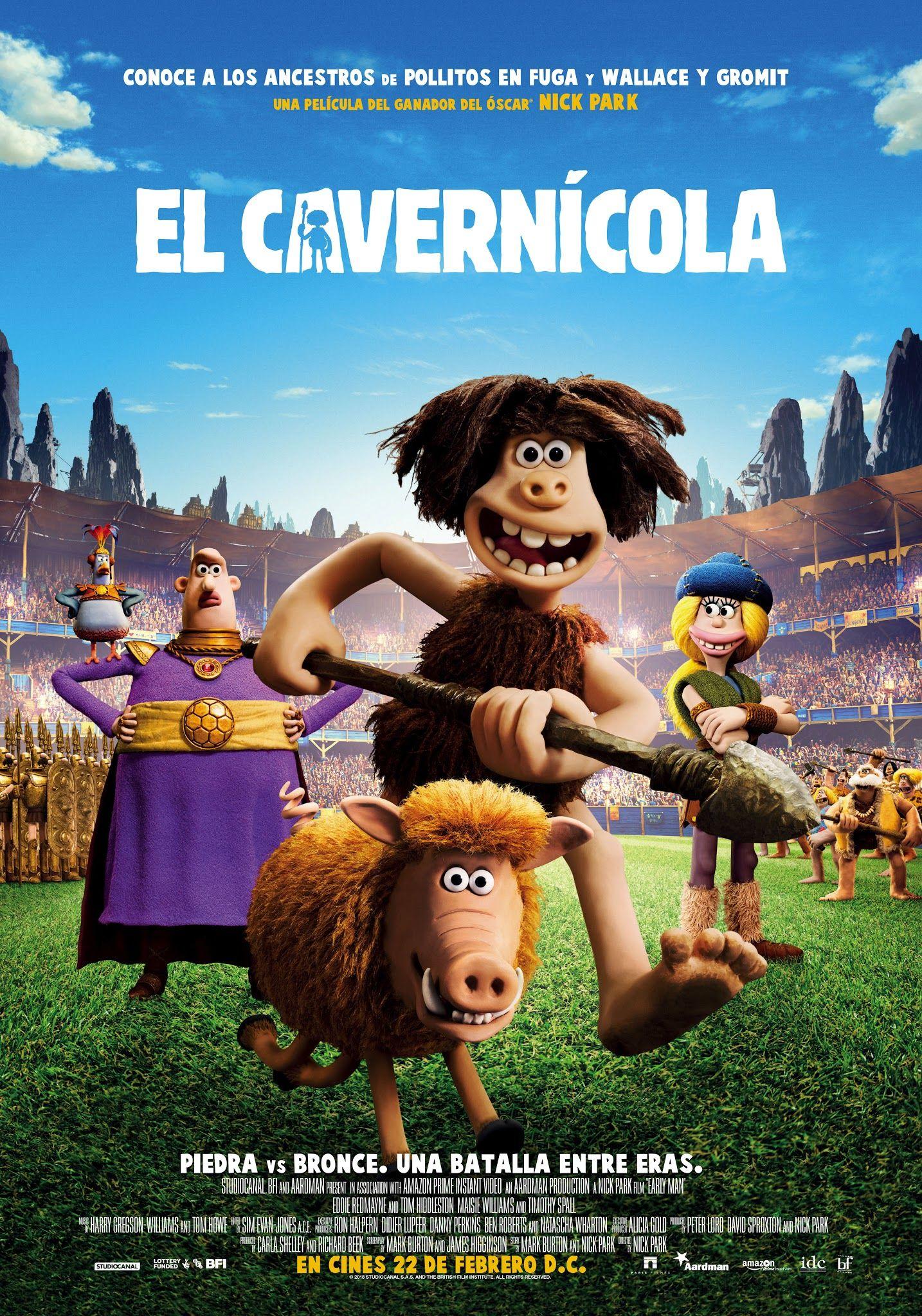 El cavernícola pelicula completa en español latino HD