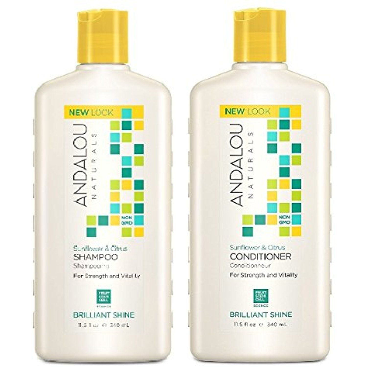 Andalou Naturals Sunflower HairCare Hair Care Natural