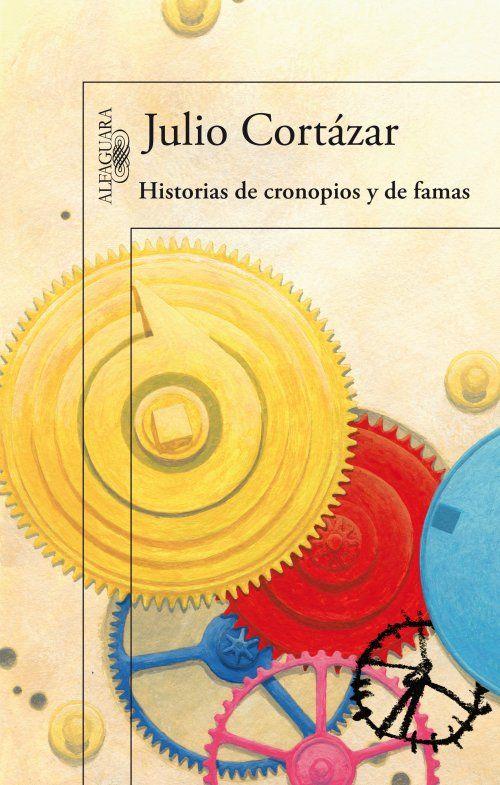#Portada del #libro Historias de cronopios y de famas de Julio #Cortázar